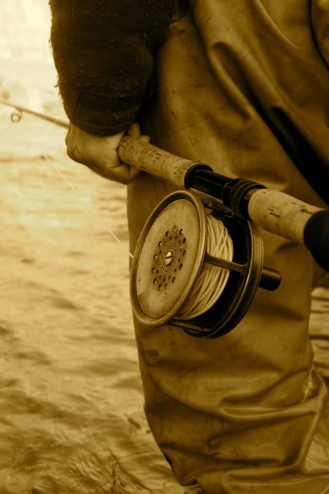 Fly Reel - Spey