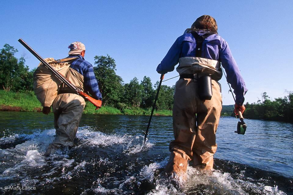Kamchatka Fly Fishing - Lamutskya River