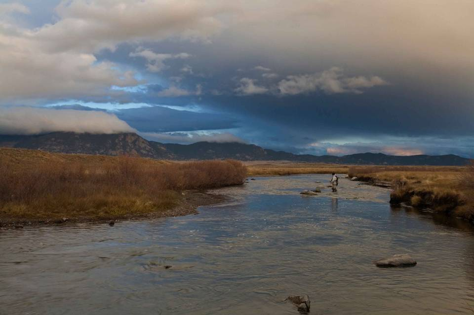 South Platte River - Spinney Mountain Ranch