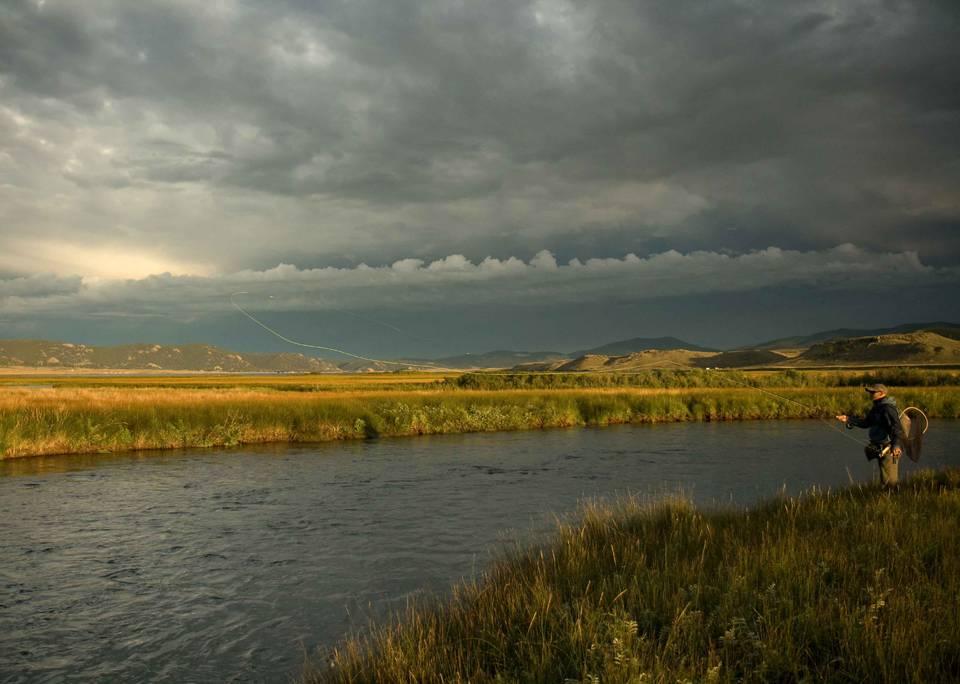 Charlie Meyers State Wildlife Area Fishing
