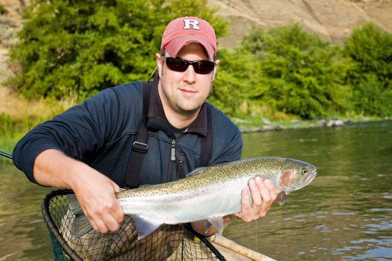 Deschutes River Steelhead