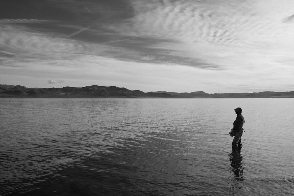 Chasing Pyramid Lake's Lahontans
