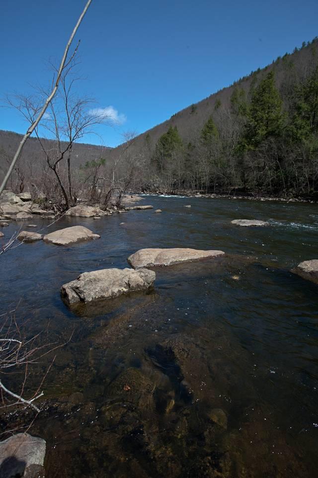 Pennsylvania's Lehigh River.