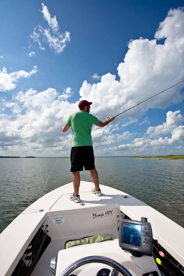 Fly Fishing Broad River South Carolina
