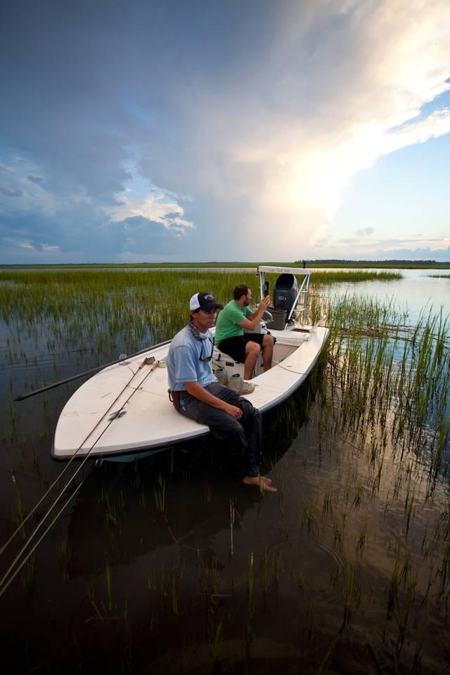 South Carolina Flats Fly Fishing