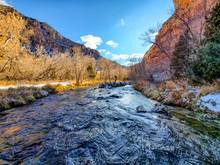 rocky mountain creek fly fishing
