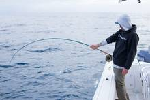 mako shark fishing los angeles