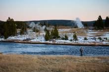 firehole river fly fishing yellowstone national park