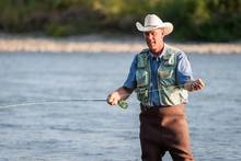 ryan zinke fly fishing