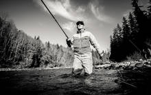 Steelhead Fishing - Terrace, British Columbia - Skeena River