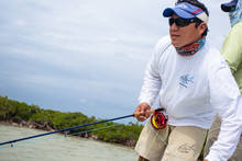 Ascension Bay, Mexico fly fishing
