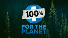 100% for the planet patagonia