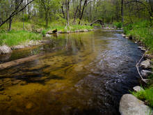 Mecan River Wisconsin