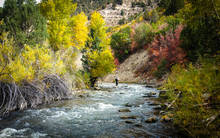 Fly fishing Utah Backcountry
