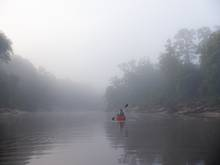 fly fishing Big Thicket National Preserve
