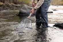 orvis mid-length nomad camo fishing net