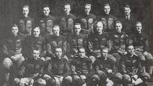 The 1917 Morningside football team