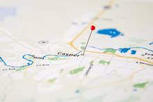 casper map