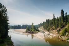 Elk River, British Columbia