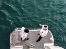 hand line fishing sea of cortez