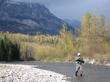 Fly fishing British Columbia