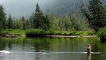 Stikine River Alaska Fly Fishing