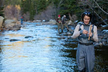 Tenkara as a teaching Tool - Photo Tenkara USA