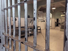 alcatraz prison bars