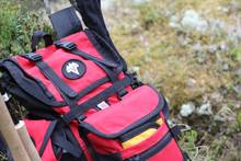 vedavoo spinner deluxe daypack
