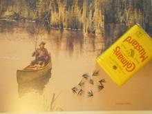 colman's mustard fly tin
