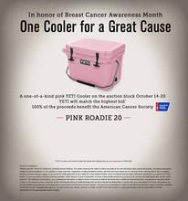 Yeti Pink Cooler