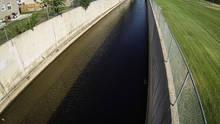portneuf river - flood control project