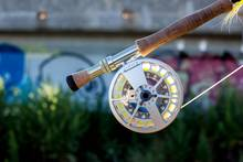 Waterworks Lamson Speedster HD fly reel