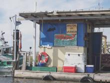 coastal louisiana dock