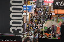 outdoor retailer show floor 2016