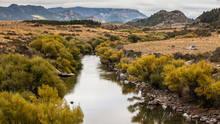 Traful River Patagonia