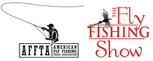 AFFTA + Fly Fishing Show Logos