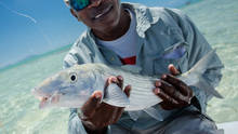 Fly Fishing Guide with Bonefish