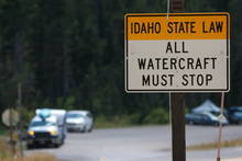 idaho watercraft check station