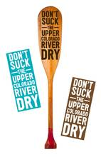 Don't Suck the Upper Colorado River Dry