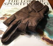 bird hunting glove