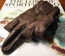 bird hunting glove