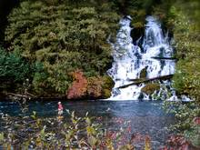 Klicktat River Washington