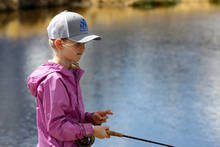 kids fly fishing - believe - dave mccoy