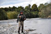 Motueka River - New Zealand