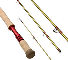 Sage PIKE and MUSKY fly rods.