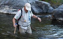 Tenkara USA tenkara line holder