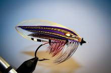 full dress hairwing salmon fly