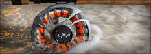 Allen Fly Fishing Kraken XLA Reel - Rear