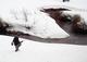 Winter small stream tenkara fishing (photo: Daniel Galhardo).